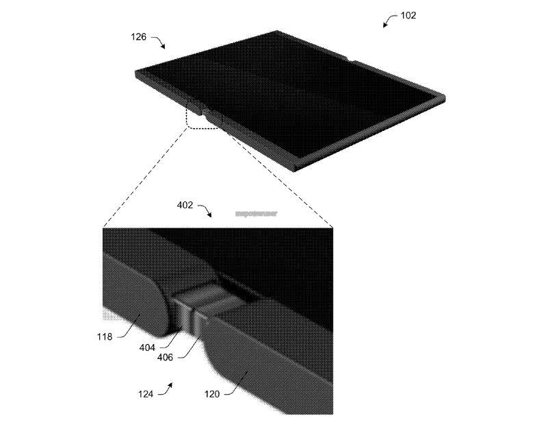 Microsoft patents a foldable phone-to-tablet mobile device 4