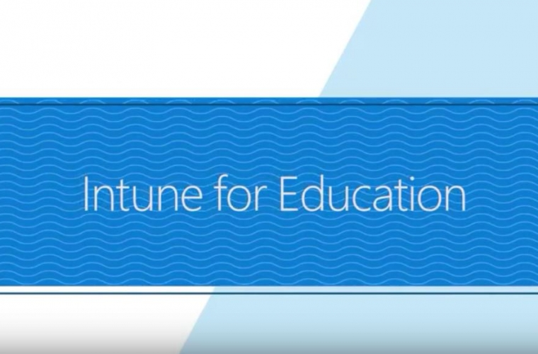 Microsoft announces Intune for Education 19