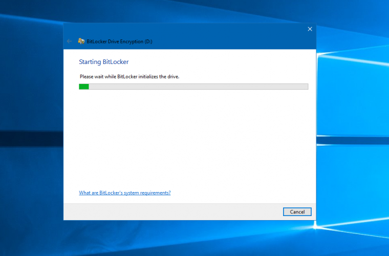 Here's why BitLocker encryption is slower on Windows 10 than Windows 7 14