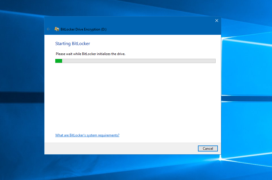 Here's why BitLocker encryption is slower on Windows 10 than Windows
