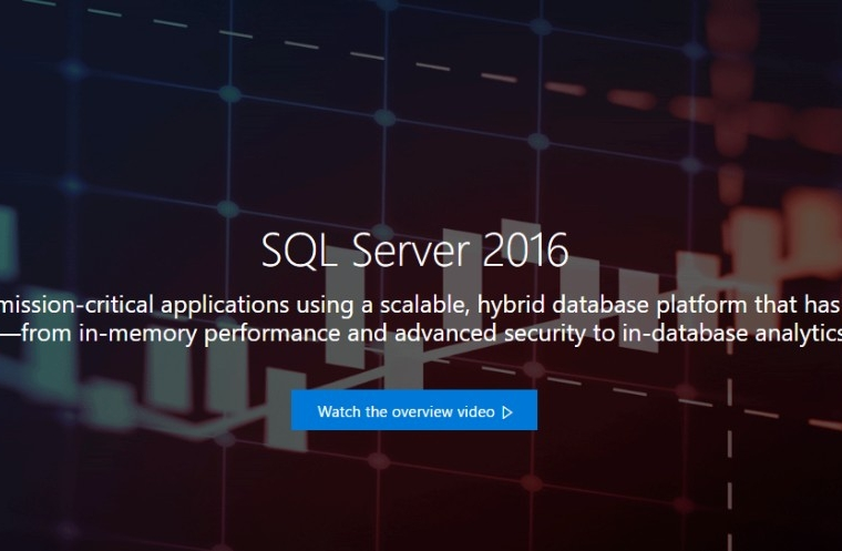 Microsoft SQL Server was another surprise hit for Microsoft in 2016 1