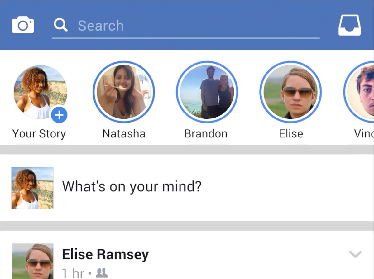Facebook is copying Snapchat's Stories feature as well - MSPoweruser