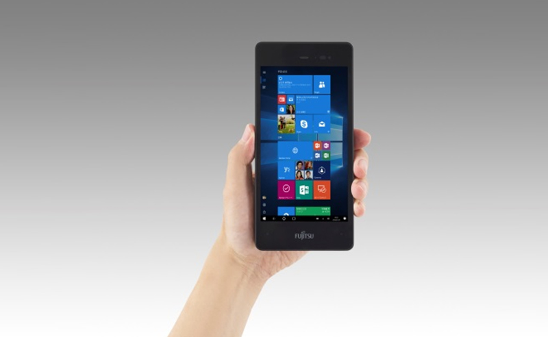 Fujitsu launches a 6-inch Windows 10 tablet along with 17 other devices 1