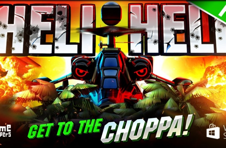 Game Troopers has released a new Heli Hell shoot'em up game for Windows Phone 22