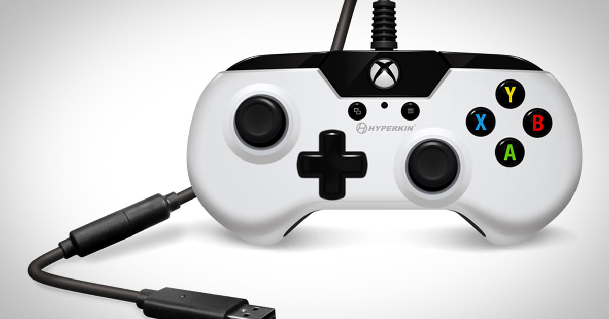 hyperkin introduces new xbox one retro style gamepad mspoweruser