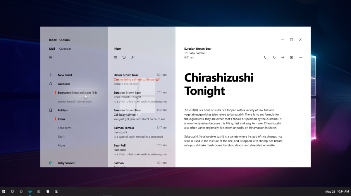 Exclusive: This is Project NEON, the upcoming incremental upgrade for Windows 10's design 4