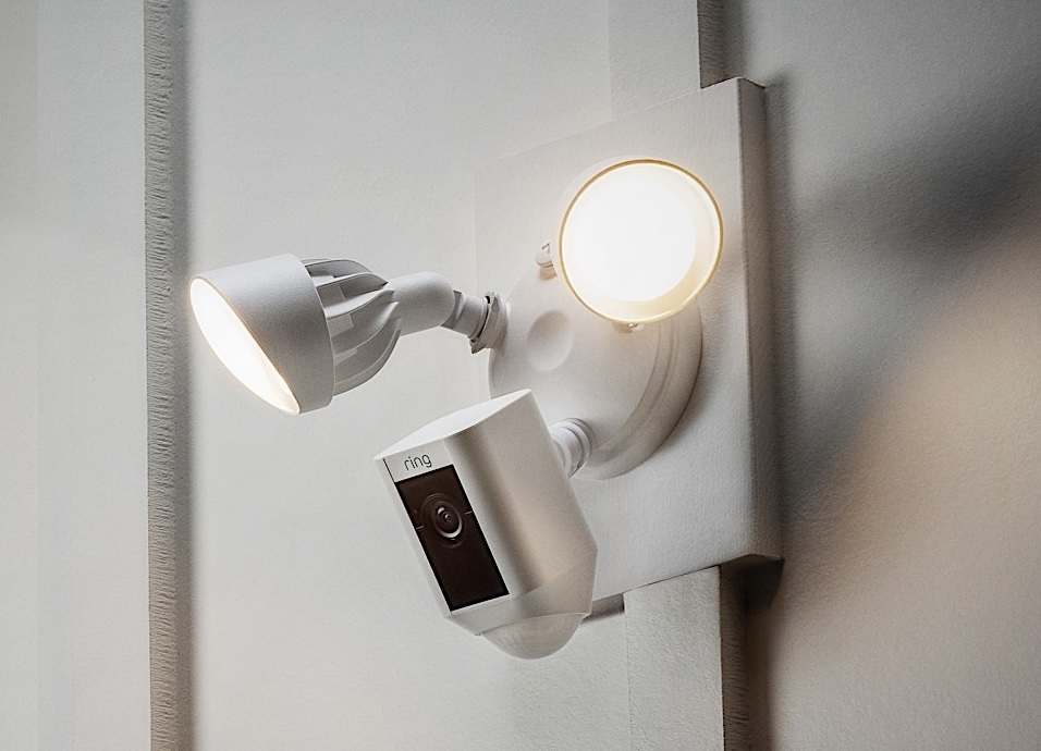 Ring announce new security flood light that works with your Windows 10 app 1