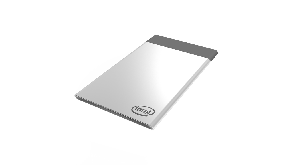 Intel Has A Credit Card Sized Computer
