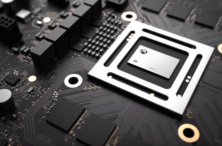 Project Scorpio is 'beefier than I expected' says the head of 343 Industries 4