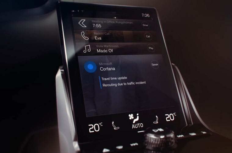 See Microsoft and Volvo's vision of in-car productivity (video) 6
