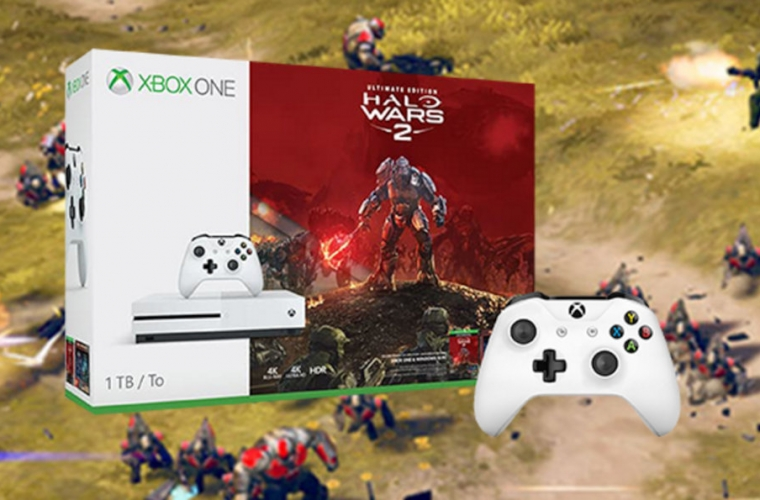 Deal: Get the recently released Xbox One S 1TB Halo Wars 2 Bundle for $296 19