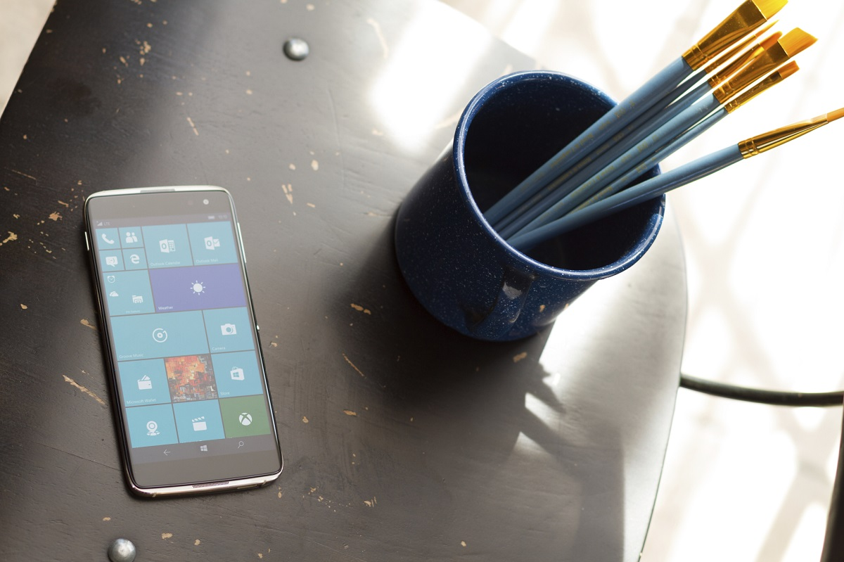 alcatel s idol 4 pro gets a safety net with windows device recovery
