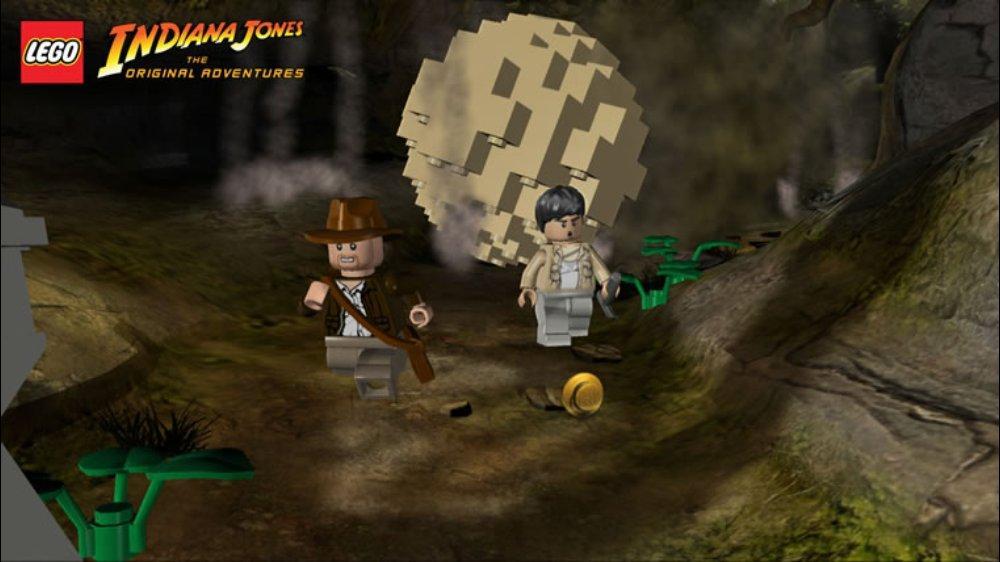 LEGO Indiana Jones is coming to Xbox One Backward