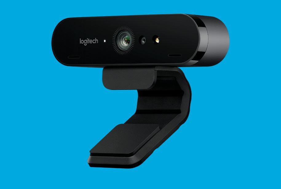 Logitech announces BRIO 4K Pro, its best webcam ever with Windows Hello support
