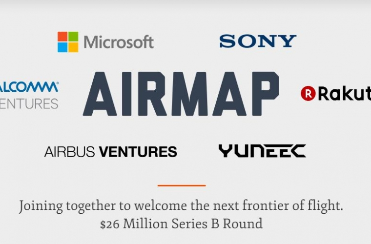 Microsoft invests in Airspace management platform company AirMap 15