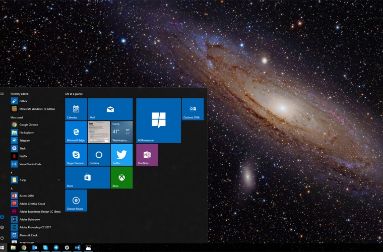 Microsoft working on new 'Andromeda' desktop experience for Windows 10 devices 13