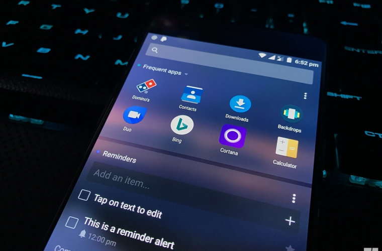 Major update for Microsoft's Arrow Launcher now rolling out to everyone 3