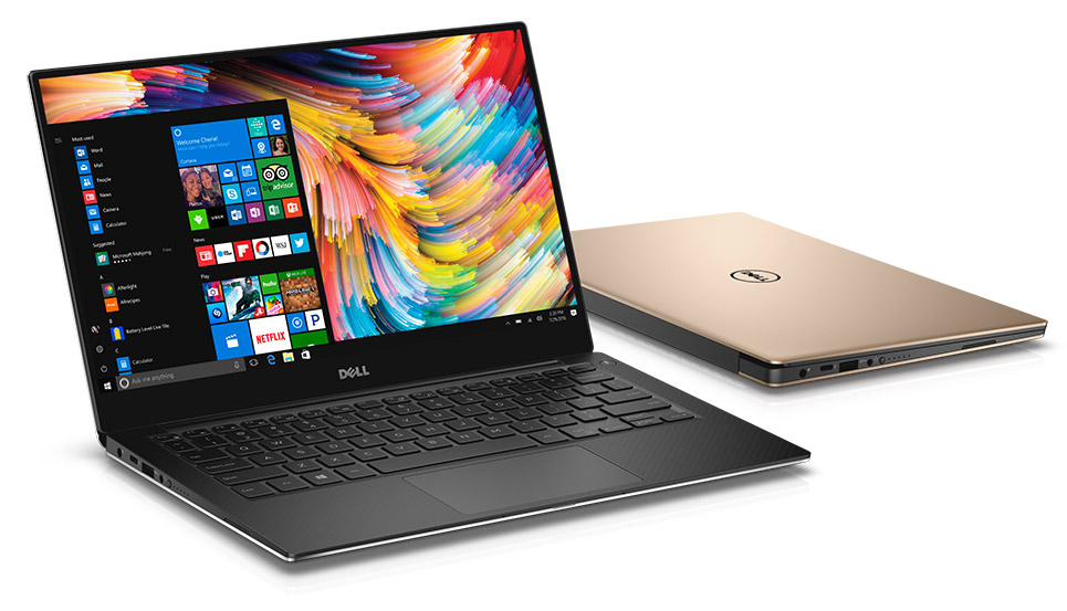 Dell's latest XPS13 and XPS 15 laptops now come with a Windows Hello fingerprint reader option 1