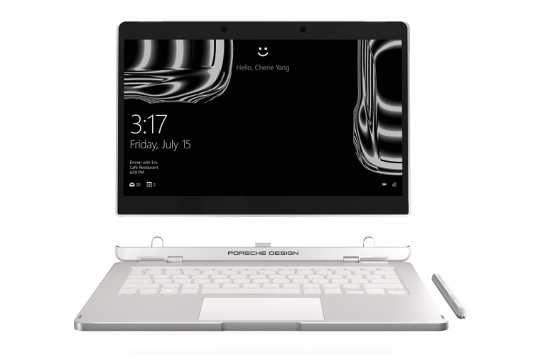 Porsche Design's BOOK ONE convertible 2-in-1 PC now available for pre-order in the UK 15