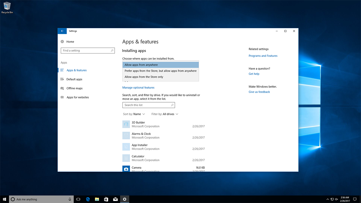 Microsoft just added the best way of preventing installation of bloatware in Windows 10 3