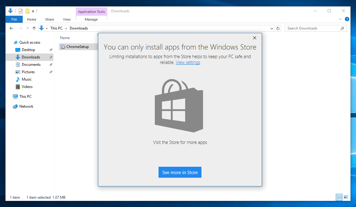 Microsoft just added the best way of preventing installation of bloatware in Windows 10 2