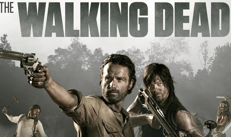The Walking Dead is getting a tie-in VR game 9