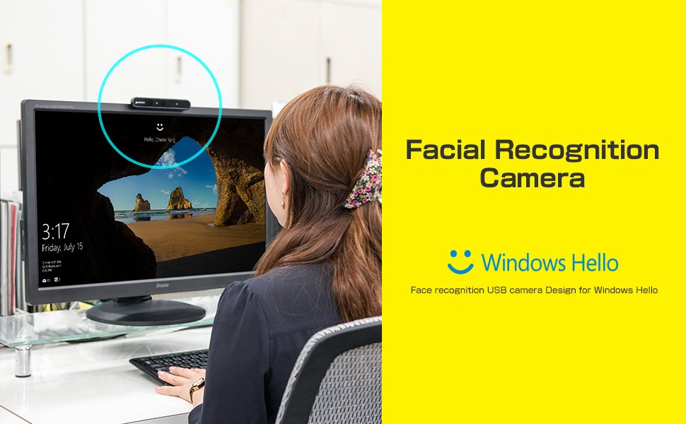 New stand-alone Windows Hello camera lets you add face recognition login cheaply to your PC 2