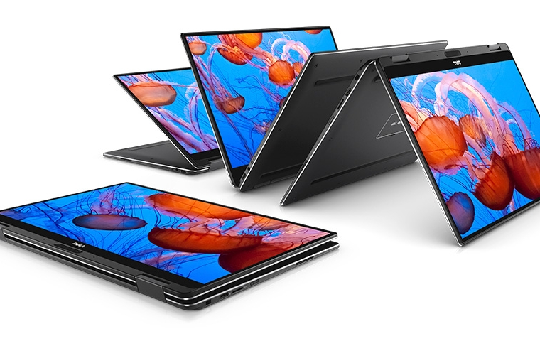 Dell announces availability of XPS 13 2-in-1 with commercial security and manageability features 9