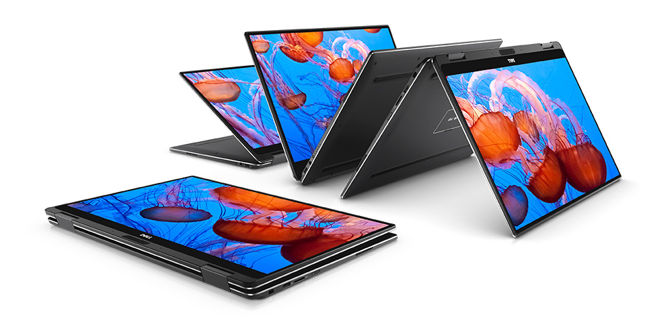 Dell announces availability of XPS 13 2-in-1 with commercial security and manageability features 1