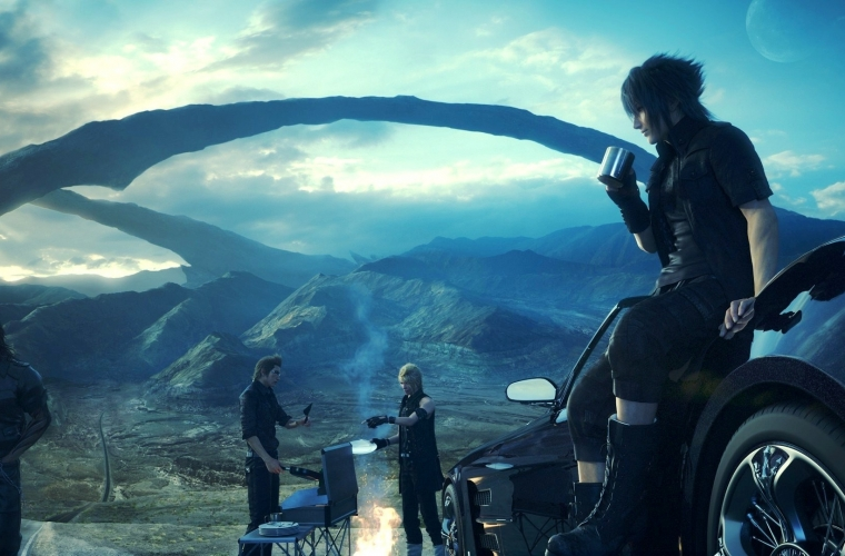 Final Fantasy XV is getting a quirky Assassin's Creed Festival 9