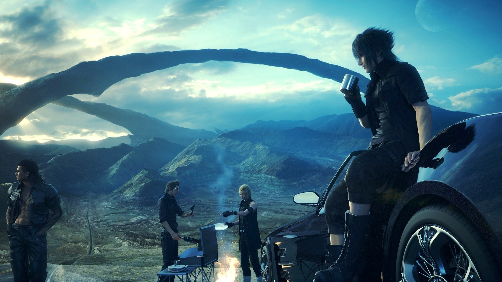 Final Fantasy XV Episode Prompto Comes Out Next Week