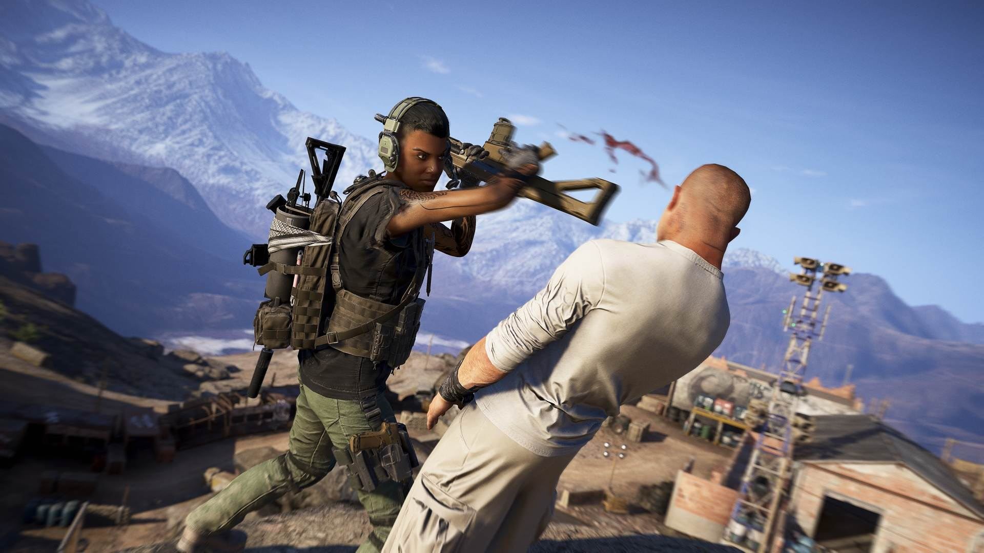 Ghost Recon: Wildlands PvP Mode 'Ghost War' Open Beta Starts This Month