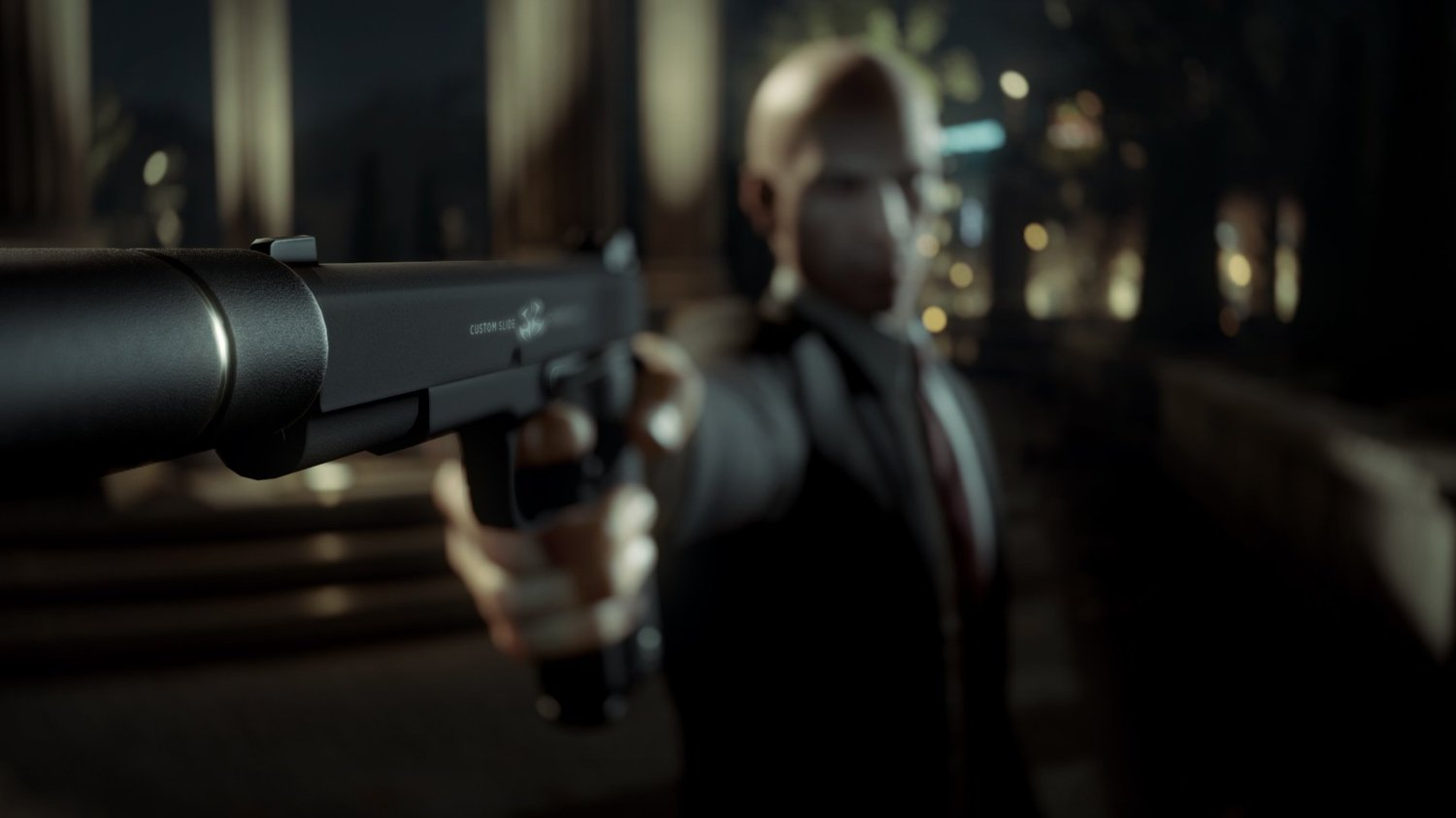 Square Enix Ends Its Business With Hitman Developer IO Interactive