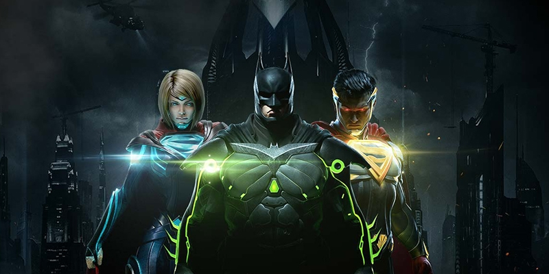 New Injustice 2, The Surge and The Walking Dead trailers will keep you on the edge of your seat 1