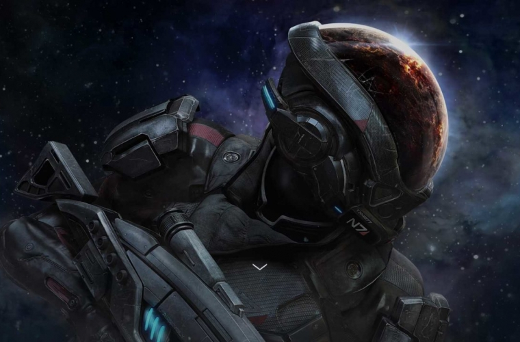 Update: Mass Effect: Andromeda has been Xbox One X Enhanced for N7 day 1