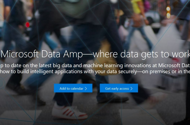 Microsoft announces new online event to talk about its data platform 1