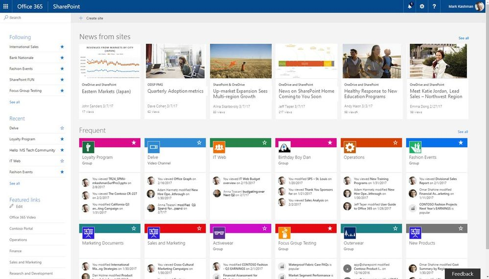 Microsoft releases new web parts to enable impactful pages - Is sharepoint included in office 365 ...