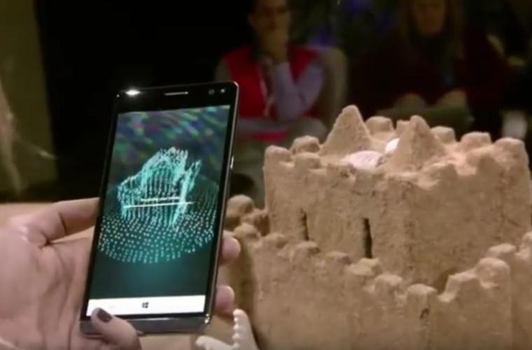 Microsoft Windows 3D Capture app