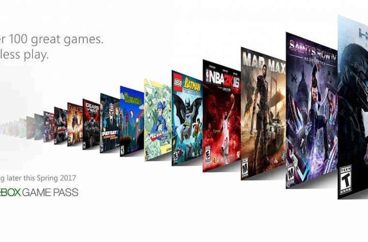 Here's a list of every game available through Xbox Game Pass 19