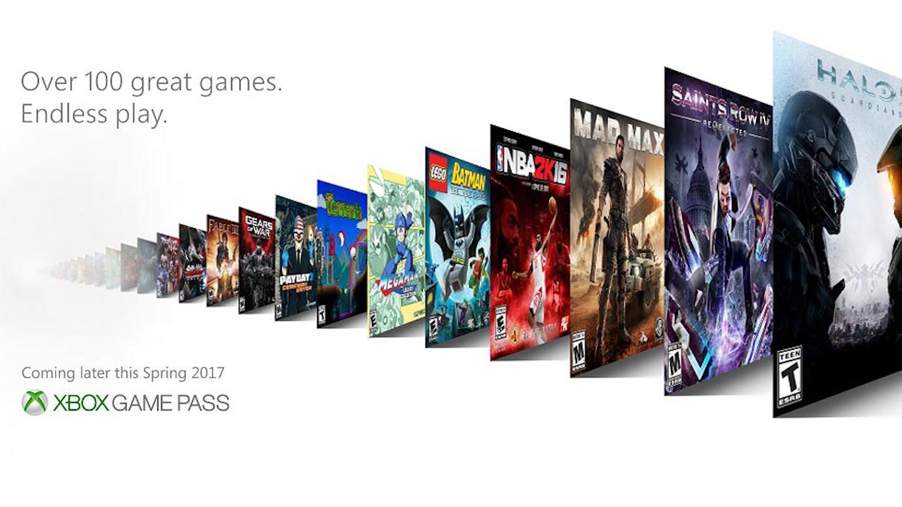 You Can Start Using Xbox Game Pass Next Month