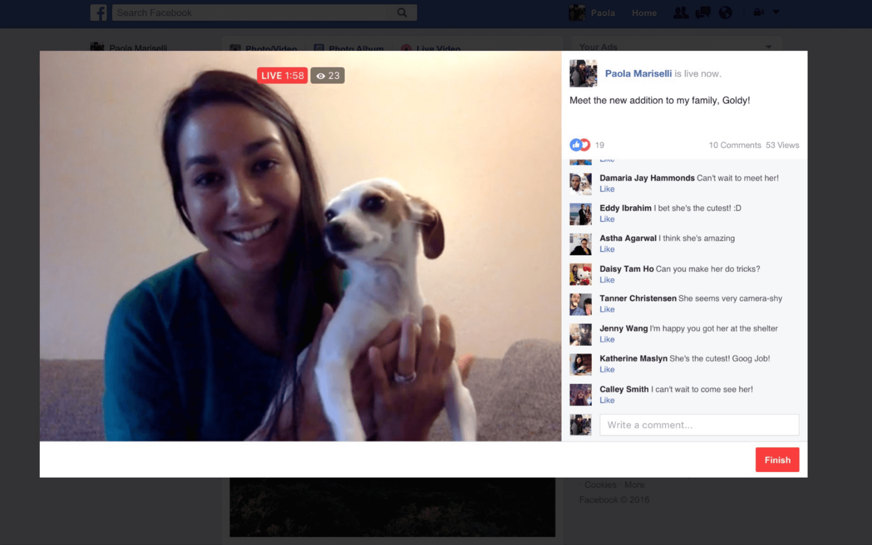 Facebook now lets anyone live stream from the desktop 1