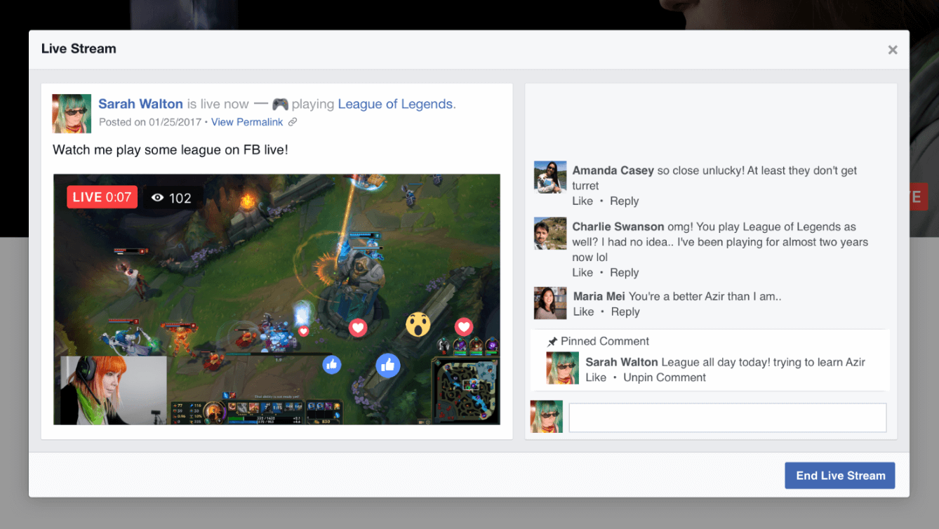 Facebook now lets anyone live stream from the desktop 3