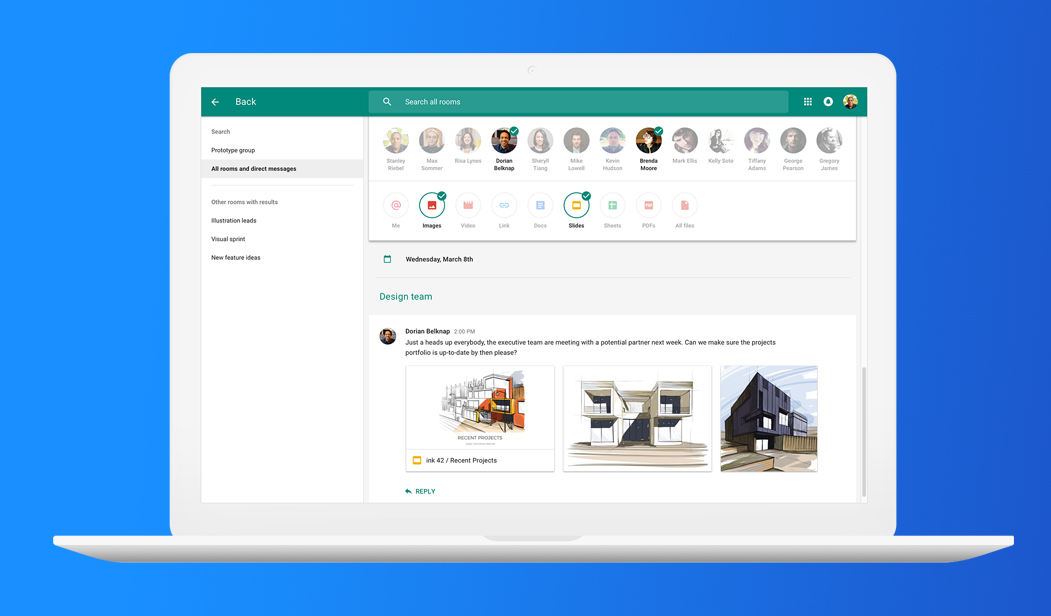 Microsoft Teams gets a new competitor as Google introduces