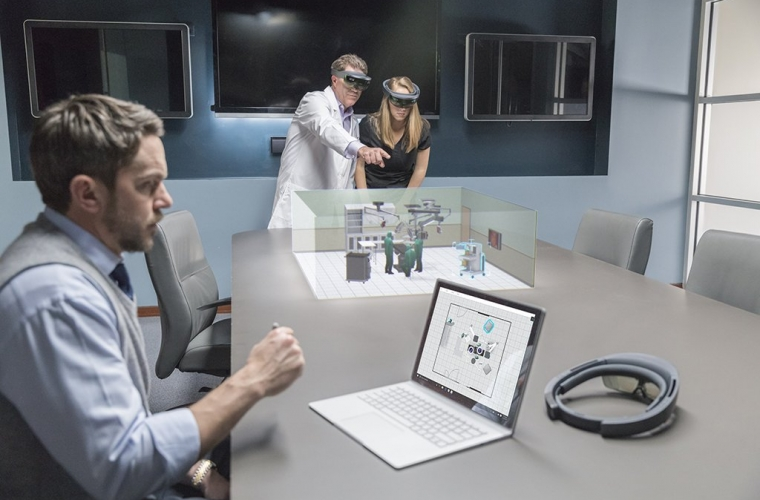 Windows Store now has over 150 'exclusive' mixed reality apps as Microsoft celebrates the 1st birthday of HoloLens 22