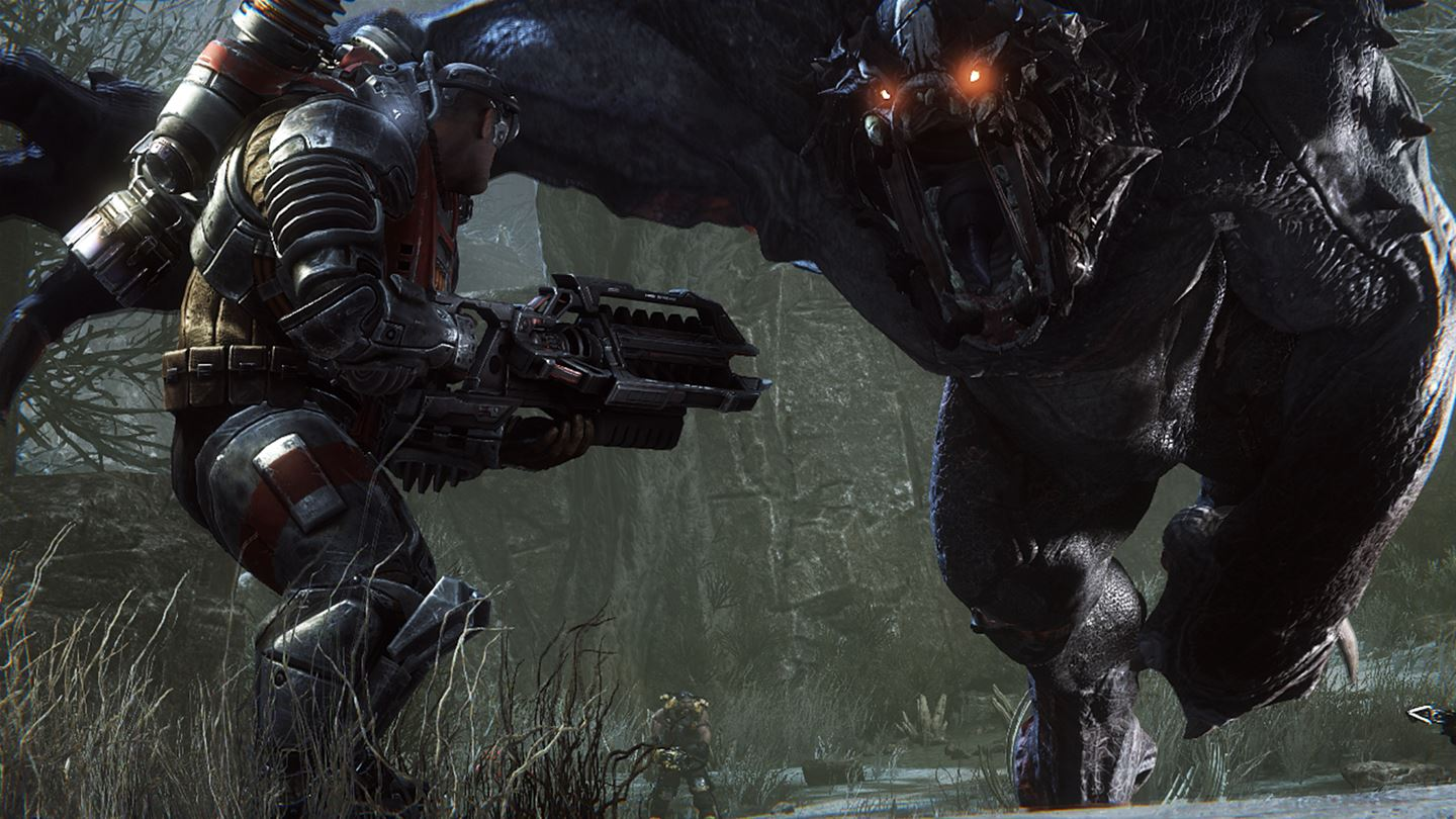 Evolve Ultimate Edition Is Now Free For Xbox Live Gold