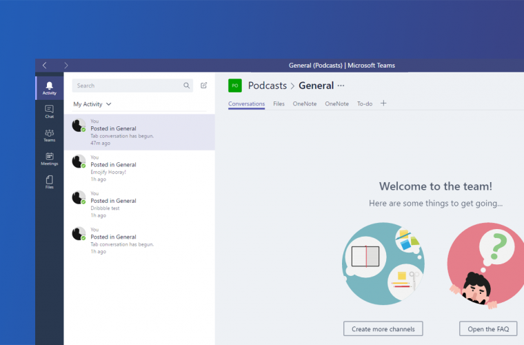 Developers can now easily build bots for Microsoft Teams using Botkit support 16