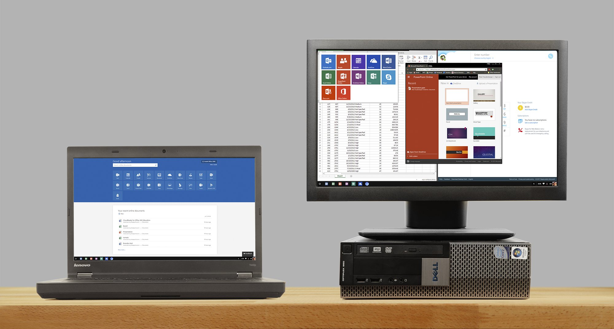 Neverware ditches Google services for Office 365 on its