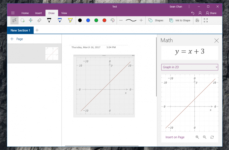 OneNote for Windows 10 gets audio notes and more for Insiders 23