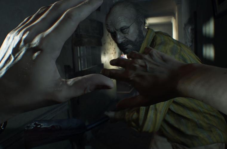 Resident Evil 7 next-gen PS5 Xbox Series X