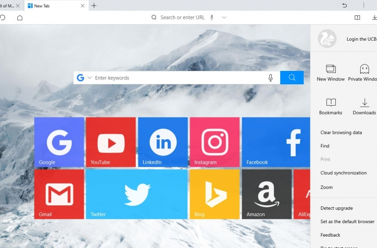 UC Browser for Windows 10 finally lands on the Windows Store 1